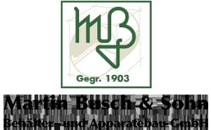 Apparatebau | Martin Busch & Sohn GmbH in 46514 Schermbeck